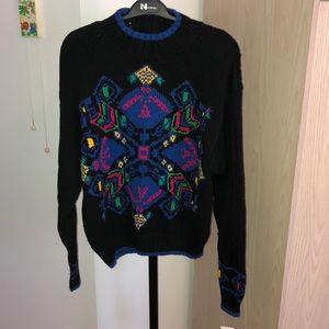 🌟Vintage🌟 NEW knit sweater size M
